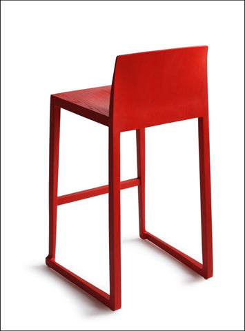 Hanna Counter Stool (25.5 inch) - OS0006 RED OS-12B-03