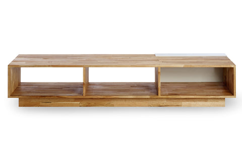 LAXseries Low Entertainment Shelf