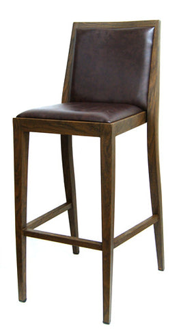 Commercial Chair Model M2955 Cognac