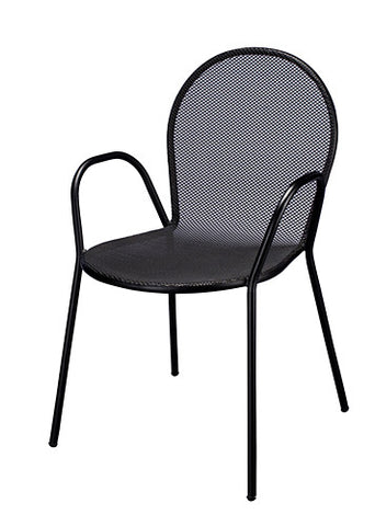 Commercial Chair Model M7718A black