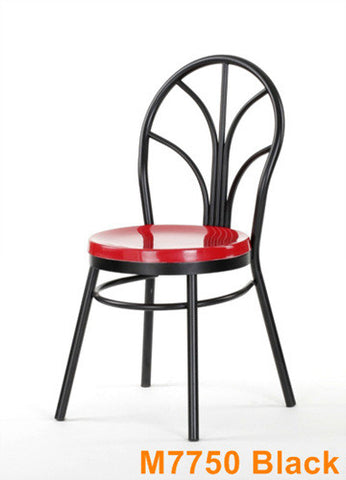 Commercial Chair Model M7750 Black
