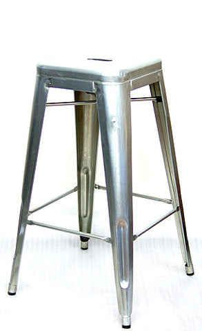 Commercial Chair Model M7782 Silver