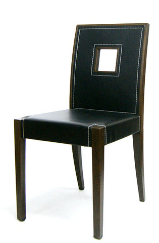 Commercial Chair Model M800 Black