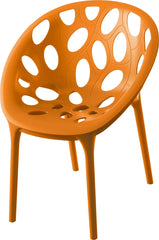 NIDO Modern Designed Chair - Orange