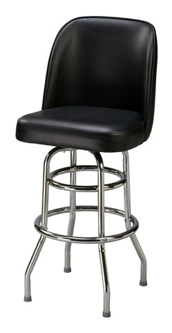 "Regal Seating 24"" Large Bucket Stool, Double Ring Base p5-1106"