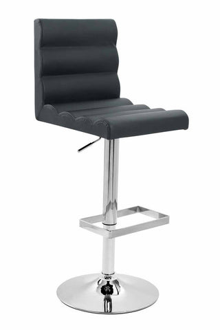 Creative Images S1066 Dark Brown Bar Stool