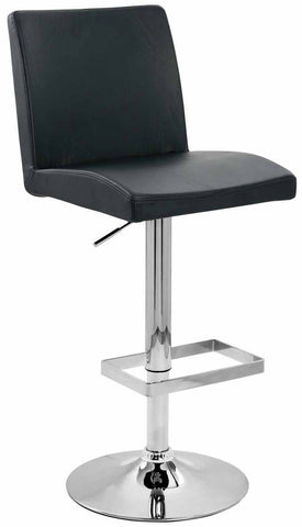 Creative Images S1068 Black Bar Stool