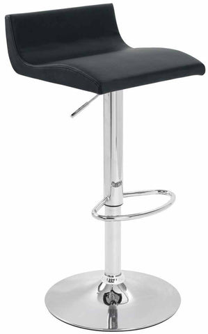 Creative Images S1073 Black Bar Stool