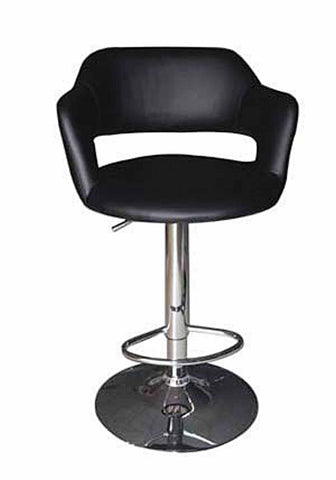 Creative Images S1136 Black Bar Stool