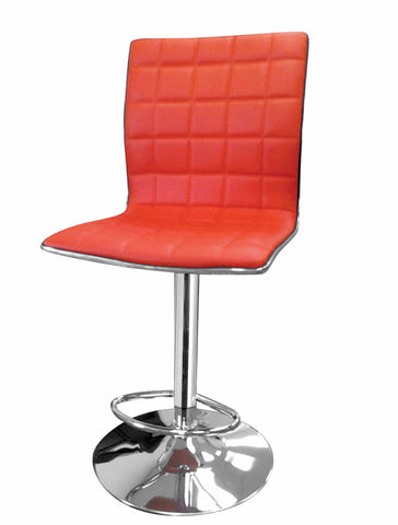 Creative Images S1162 Silver Bar Stool