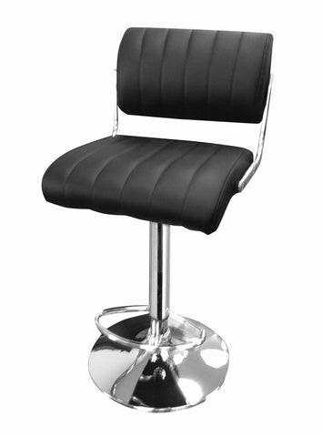 Creative Images S1183 Dark Brown Bar Stool