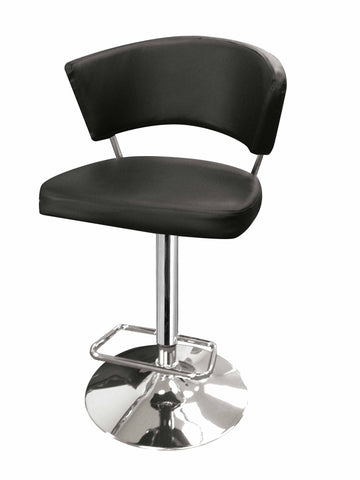 Creative Images S1184 Black Bar Stool