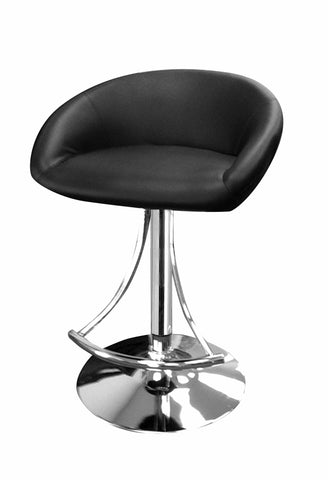 Creative Images S1185 Dark Brown Bar Stool
