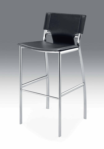 Creative Images S120 26 in. White Bar Stool