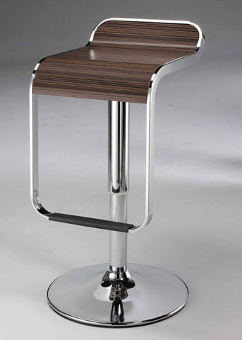 Creative Images S6050 Tiger Wood Bar Stool