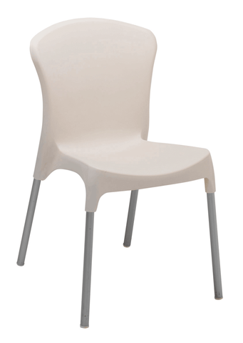 Commercial Side Chair Parma Lola Cream