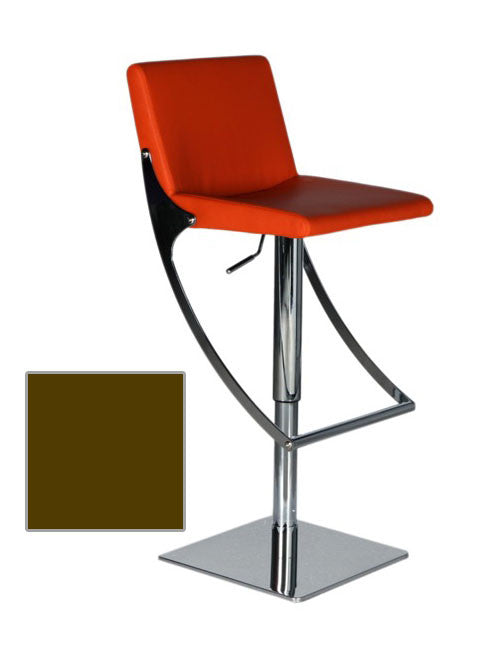 Home Bellini 21 31 Inch Barstool Sonic Bs Brown Bar Stools