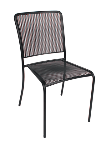 Commercial Side Chair Chesapeake Black