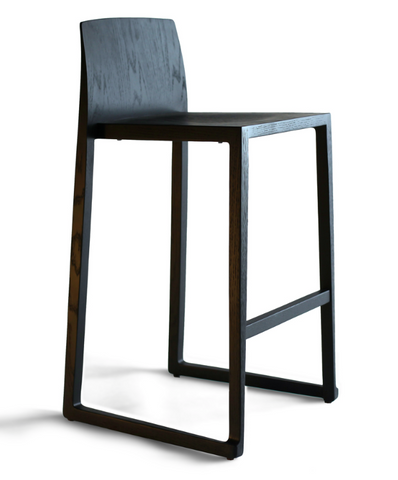 Hanna Bar Stool (29 inch) - OS0007 BLACK OS-12B-04
