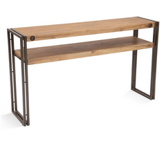 Brooklyn Console Table - YourBarStoolStore + Chairs, Tables and Outdoor