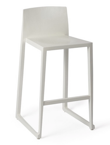 Hanna Counter Stool (25.5 inch) - OS0006 WHITE OS-12B-01