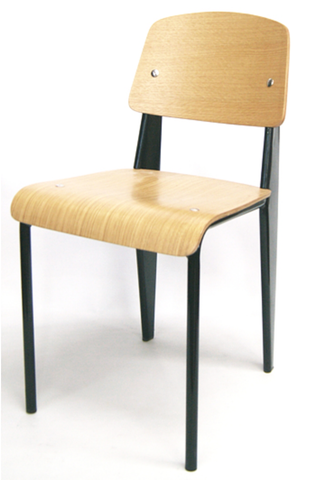 Prouve Style Commercial Chair
