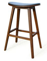 Corona Bamboo Counter Stool Exotic Caramelized - YourBarStoolStore + Chairs, Tables and Outdoor