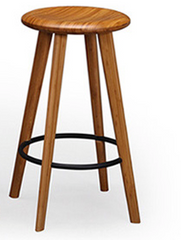 Mimosa Bamboo Counter Stools Caramelized - YourBarStoolStore + Chairs, Tables and Outdoor  - 1