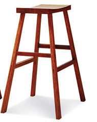 Holly Bamboo Stools Exotic - YourBarStoolStore + Chairs, Tables and Outdoor  - 1