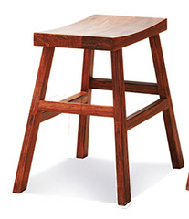 Holly Bamboo Dining Stools Exotic - YourBarStoolStore + Chairs, Tables and Outdoor  - 1