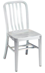 Aluminum Cafe Chair - Commercially Graded