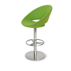 Soho Concept Crescent Swivel Bar Stools
