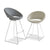 Soho Concept Crescent Wire Bar Stools