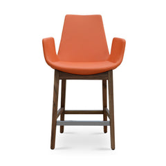 Soho Concept Eiffel Arm Wood Bar Stools