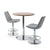 Soho Concept Eiffel Piston Counter Stools
