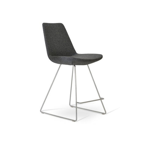 Soho Concept Eiffel Wire Counter Stools