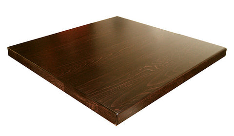 Commercial Tables T23PW  Planked Beech Walnut (pre-made)