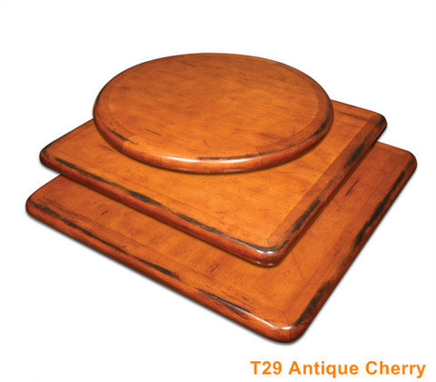 Commercial Tables T29 Antique Cherry