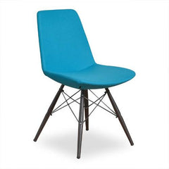 Aeon Paris Turquoise Chair AE1358-B9 (Set of 2) - YourBarStoolStore + Chairs, Tables and Outdoor
