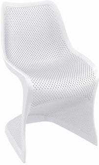 Compamia Bloom Dining Chair White ISP048-WHI