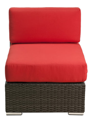 Florida Seating  Crystal Beach Side Chair With Cushions