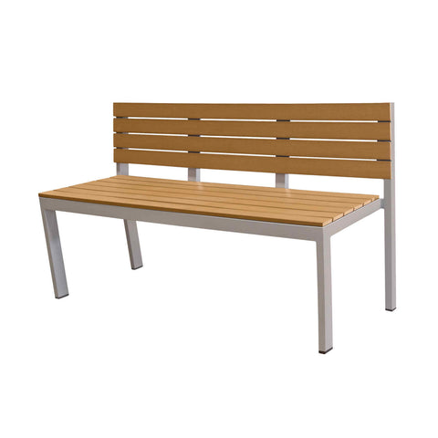 Vienna Bench (High back) - Seats 3