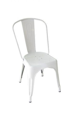 Bouchon Side Chair - White