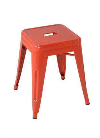 Bouchon Stool - Orange
