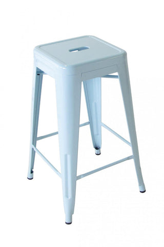 Bouchon Counter Stool, Blue