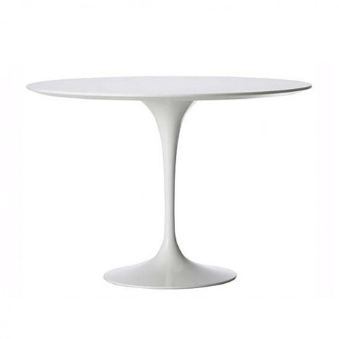 "ModMade Lily Fiberglass Table 47"" MM-HY-B021-White(47)"