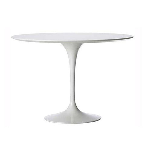 "ModMade Lily Fiberglass Table 47"" MM-HY-B021-Black(47)"