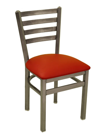 Florida Seating Metal MET-05S CLEAR