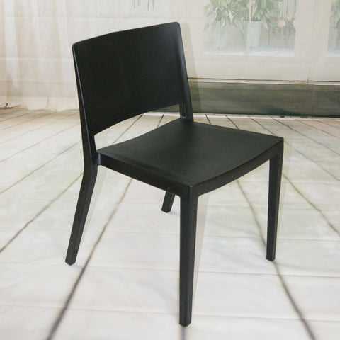 ModMade Elio Chair 2-Pack MM-PC-071-Black