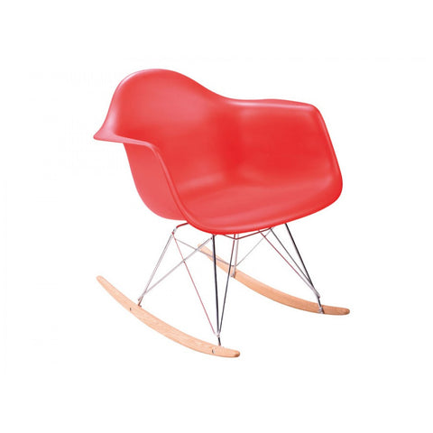 ModMade Paris Tower Rocker MM-PC-018R-Red
